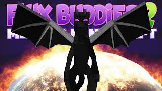 Minecraft Mods - Flux Buddies 2.0 #137 ENDER DRAGON BATTLE