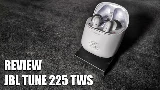 Review JBL Tune 225 TWS Nuevos Auriculares bluetooth totalmente inalambricos 2020