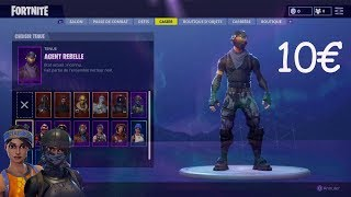 Fortnite mystery account at 10 i'll show you everything! (Up wins the free fortnite account)