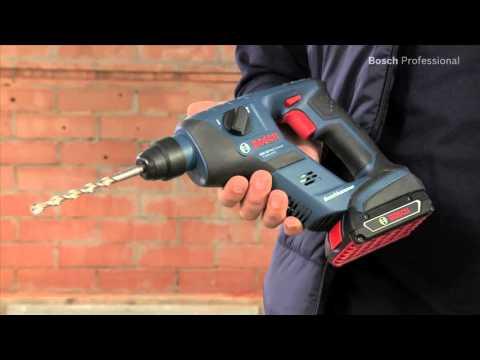 Bosch Accuboorhamer GBH 14,4 V-LI / GBH 18 V-LI Compact Professional