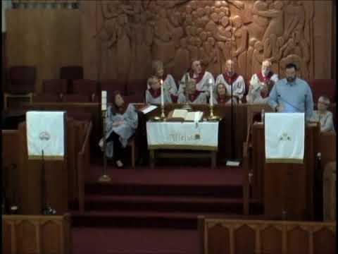 FUMC Port Neches - sermon 4-15-18 - Guest Preacher Rev. Wade Floyd - Matthew 28:16-20 - The Promise