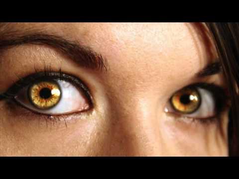 Радужная оболочка глаза. От чего зависит цвет глаз