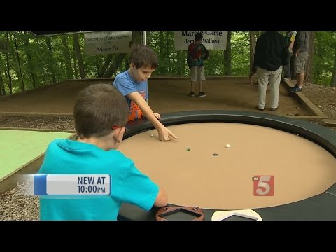 Rolley Hole Marbles Championship Held In Overton Co.