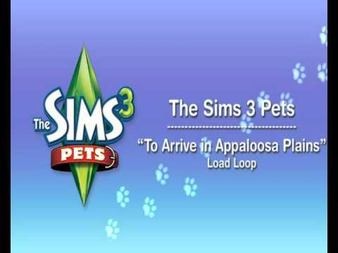 The Sims 3 Pets OST - To Arrive in Appaloosa Plains | Llegada a Appaloosa Plains