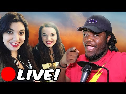 LIVE WITH JACLYN & MARCELLA - Q&A!