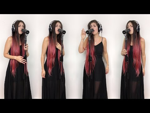 The Sound Of Silence - Julia Westlin (ACAPELLA)