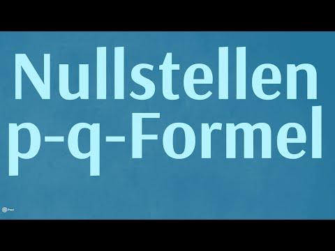 Quadratische Ergänzung Anwendungen | Mathe by Daniel Jung from YouTube · Duration:  6 minutes 7 seconds