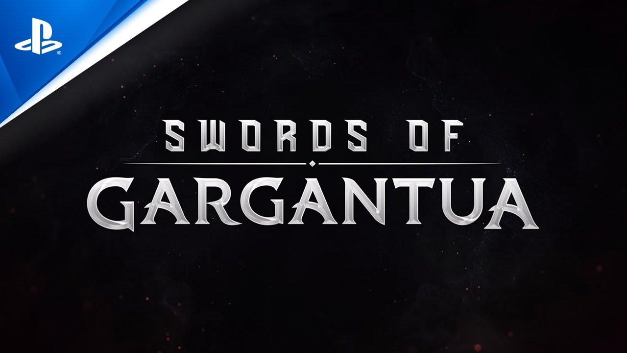 Swords of Gargantua - Official Release Trailer   PS VR