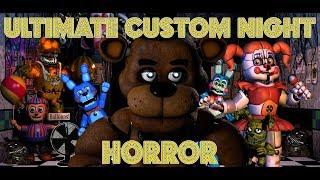 🔴Five Nights At Freddys ULTIMATE CUSTOM NIGHT Español #2