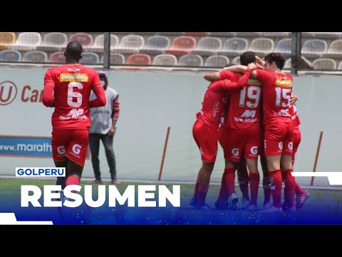 U. San Martin Cienciano Goals And Highlights