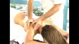 Урок общего массажа тела Женщине Видео урок