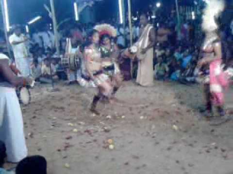 karakattam in sankarankovil