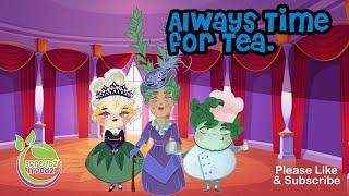 Sproutz n Podz Episode 2  Queen Camellia Always Time for Tea