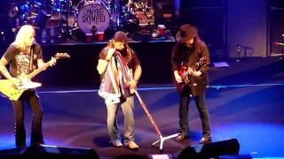 Lynyrd Skynyrd, Free Bird, LIVE at Hammersmith Apollo, London, April 23 2015