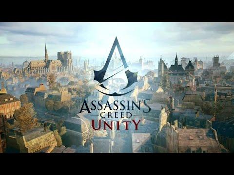Assassin's Creed Unity Story ENGLISH Full...