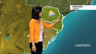 Previsão Sul – Chuva diminui e calor aumenta