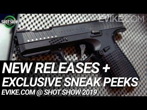 New Releases + Exclusive Sneak Peeks @ Evike.com - Shot Show 2019