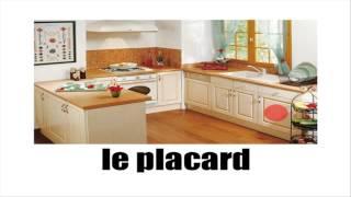 Học tiếng Pháp căn bản # Vocabulaire #1
