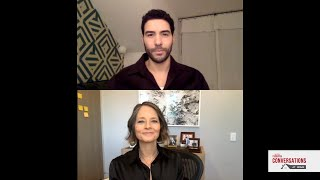 Conversations at Home with Jodie Foster & Tahar Rahim of THE MAURITANIAN