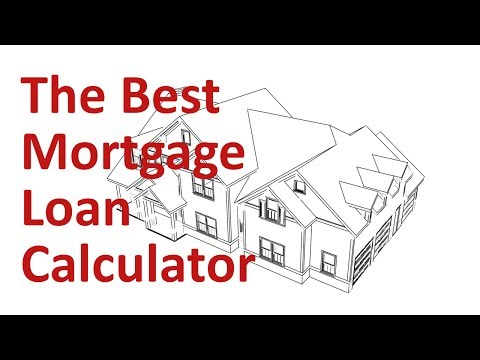 Mortgage Calculator Spreadsheet