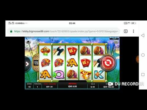 Rp.100.000 Dalam 5 Menit. Mencoba Keberuntungan #Slot