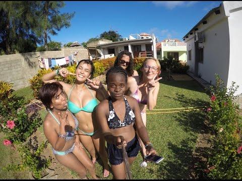 Vacation Fun - Mozambique 2017