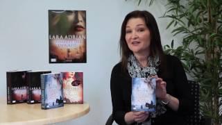 """LYX: Lara Adrian präsentiert als Tina St. John """"Der dunkle Ritter""""."""