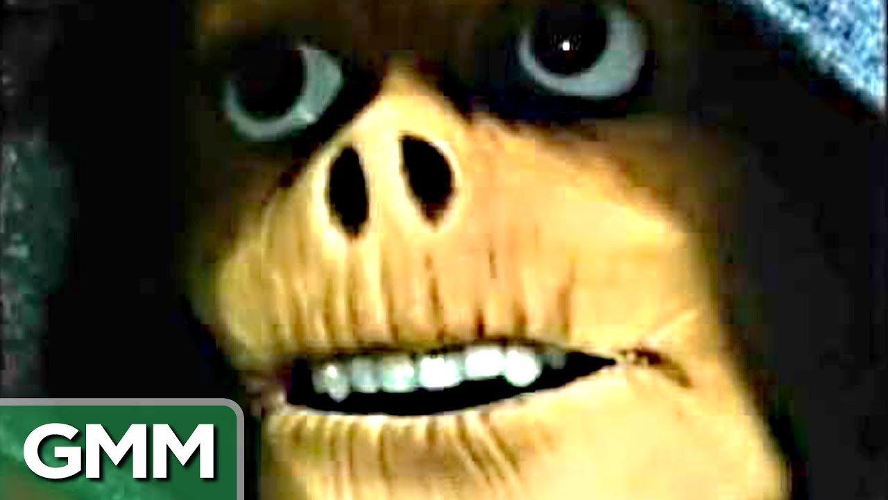 8 Disturbing Cartoon Characters : Most bizarre kids shows youtube