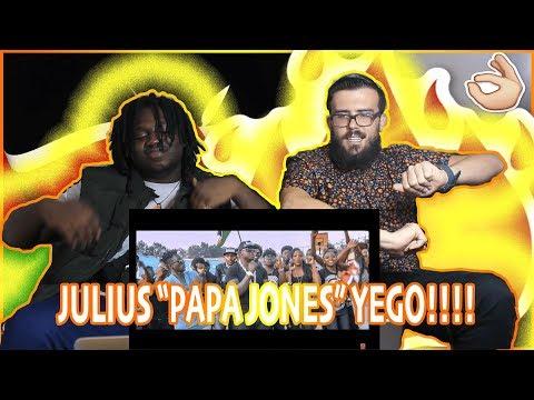 """YEGO"" - KHALIGRAPH JONES  Americans React To African  kenya"