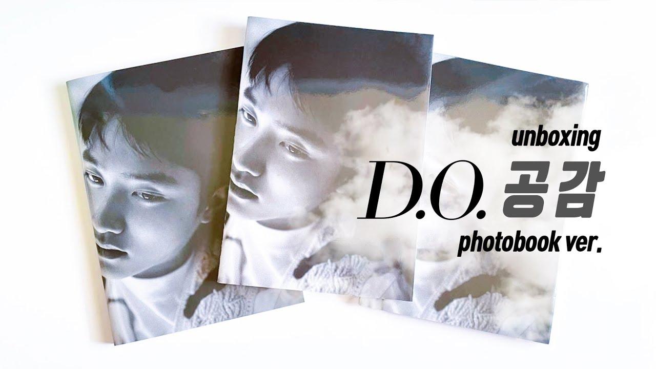 Unboxing D.O's 디오 1st Mini Album 'Empathy' ♡ Photobook Version