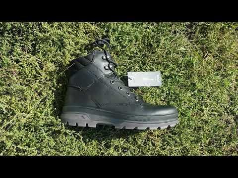 Обзор мужских зимних ботинок ECCO  RUGGED TRACK (838044-51052)