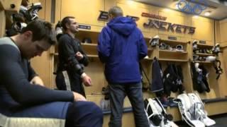 Сборная 2014 с Дмитрием Губерниевым Хоккей Звезды НХЛ