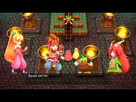 Secret of Mana [5]: You And Your Wife