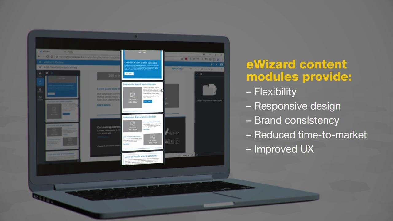 eWizard Email Templating Framework for Veeva, Salesforce Marketing ...