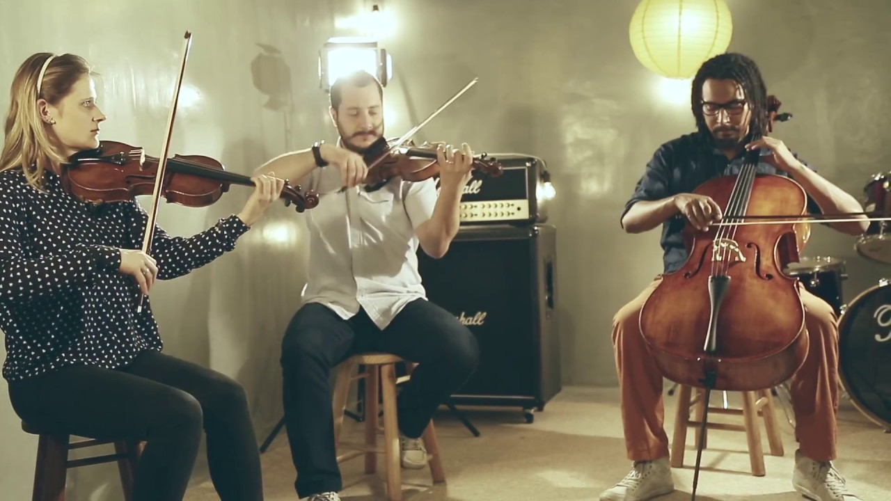 TREAT YOU BETTER, by Hegenberg String Quartet (HSQ) feat. Diogo Ferreira