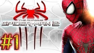The Amazing Spider-Man 2 - GAMEPLAY ITA ULTRA SETTINGS HD PARTE 1