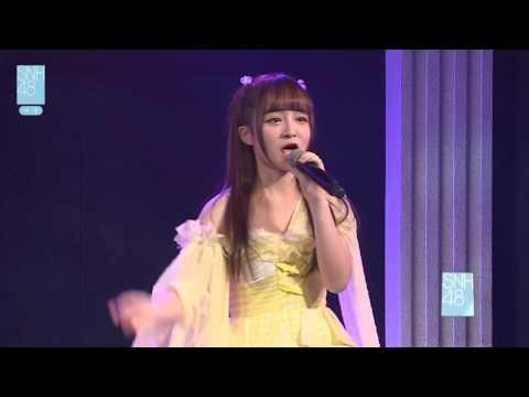 7時12分の初恋 SNH48 林忆宁 王露皎 吕一 沈之琳 20170121