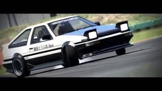 Assetto Corsa Japanese Pack - Toyota AE86 Drift