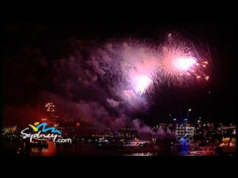 Sydney - New Year's Midnight Fireworks 2010 - High Quality - Full 12 Min Show