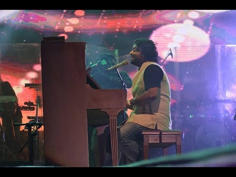Arjit Singh live concert | Introducing Team Member | @Urbana Music Festival