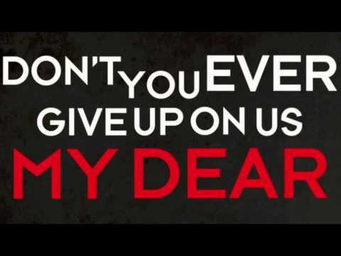 """The Maine- Don't Give Up On """"Us"""" Official lyric video"""