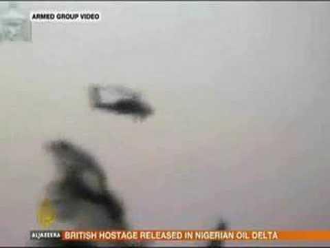 CH-46 sea-knight down in Iraq