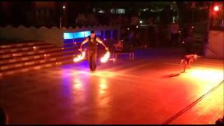 Fire in Titanium