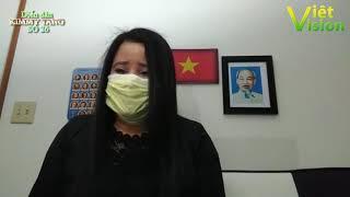 """2012. Nữ Việt kiều Mỹ Kimmy Tang: """"Những kẻ lưu vong thù địch Cộng Sản hãy nhớ lấy điều nay"""""""