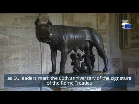 Preparations for the 60th anniversary of the Rome Treaties
