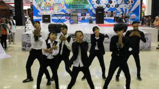 BTS - 21th CENTURY GIRL + BLOOD SWEAT & TEARS Dance Cover by ID CREW