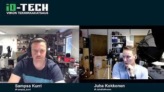 io-techin viikon tekniikkakatsaus (32-33/2020)