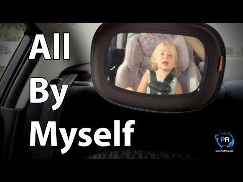 """Adorable Girl Sings """"All By Myself"""" in Car Karaoke!"""