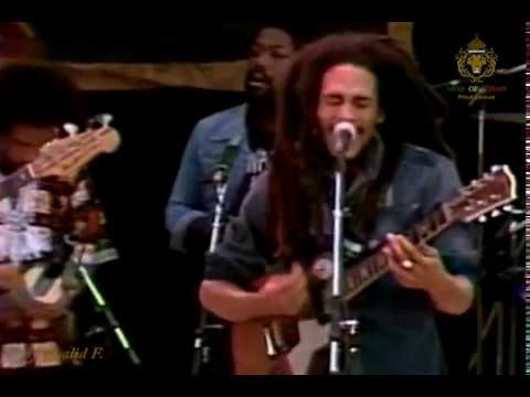 Concrete Jungle - BOB MARLEY - CONCERT -SANTA BARBARA 1979