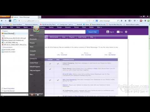 Yahoo Messenger V11.5 Complete Inside And Indept Review